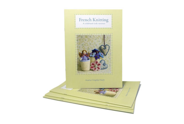 French Knitting - Book Cover