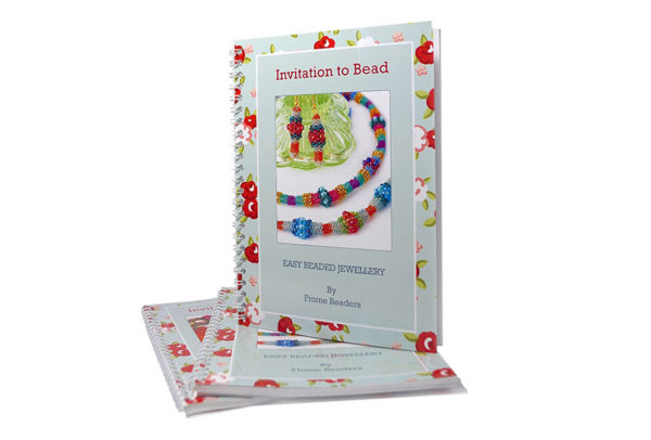 Invitation to Bead - Book Cover