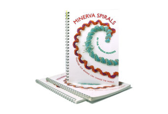Minerva Spirals - Book Cover