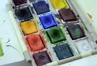 dads paint box