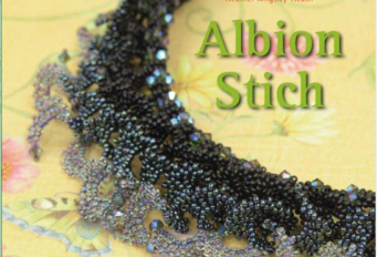 German Book Cover of Albion Stitch