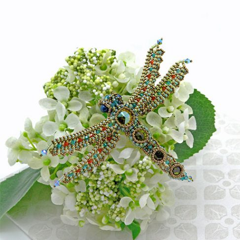 Welcome to Heatherworks, the home of Beadwork jewellery designs and kits